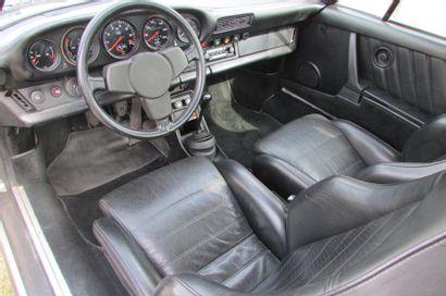 """1978 PORSCHE 930 L Turbo """"Les Porsche 911 Turbo apparaissent en 1965 sous le code..."""