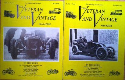 THE VETERAN & VINTAGE MAGAZINE