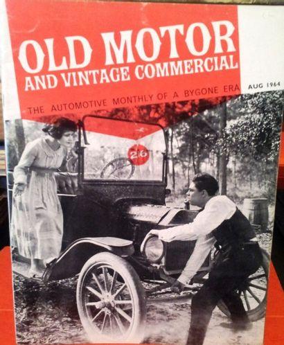 OLD MOTOR & VINTAGE COMMERCIAL