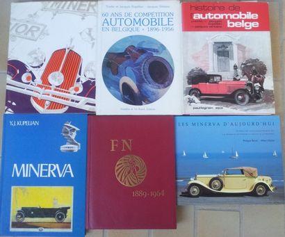 AUTOMOBILES BELGES