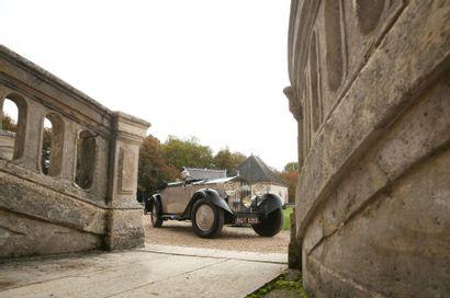 1934 ROLLS-ROYCE FERNANDEZ&DARRIN Châssis GRC26 Moteur N° X4U L'officine Parisienne...