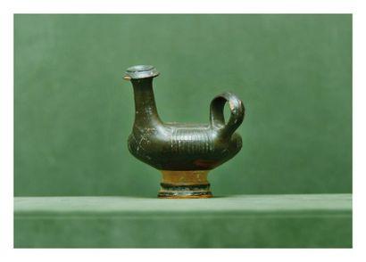 Grande Grèce, IVème siècle avant J.-C. GUTTUS....