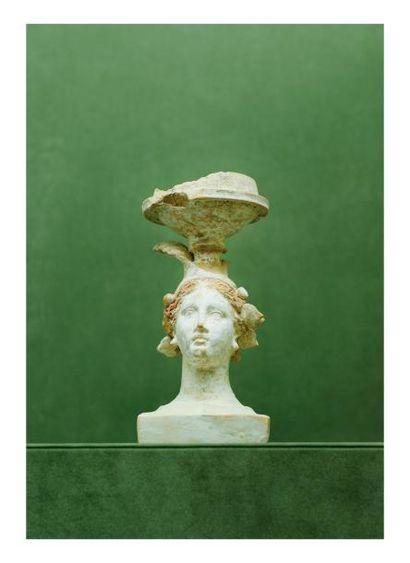 Grande Grèce, IIème siècle avant J.-C.? COUPE...
