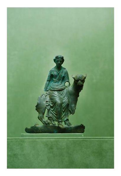 Rome, IIème siècle après J.-C. MÉNADE tenant...