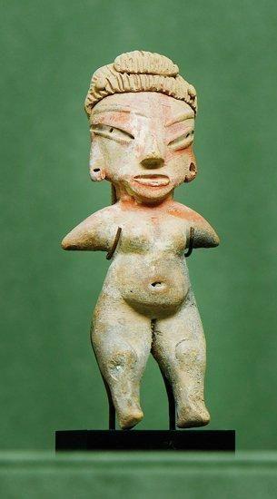 Mexique, Tlatilco, Préclassique, milieu du...