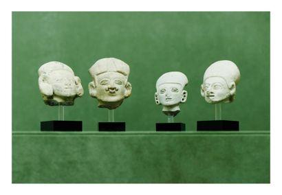 Équateur, la Tolita, Période classique 100-500...