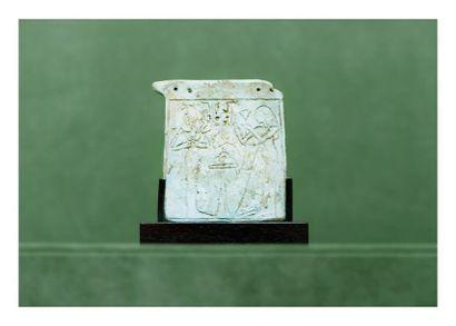 Égypte, Nouvel Empire, époque Ramesside probablement....
