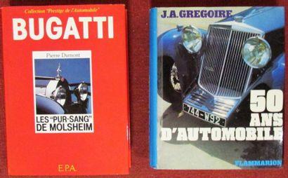 «Bugatti, les «pur-sang» de Molsheim» par...