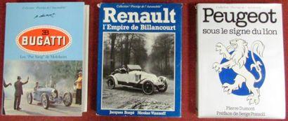 «Bugatti, les «pur sang» de Molsheim» par...
