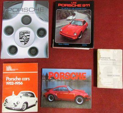 «Porsche une fabuleuse histoire» par S Gallagher;...