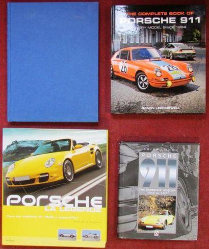 Lot Porsche «The complete book of Porsche...