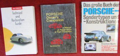 Lot Porsche, «Das grosse buch Sondertypen...