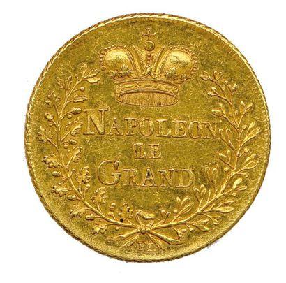 Napoléon Ier Bataille de WaGram 6 juillet...