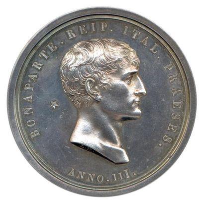 Bonaparte Premier Consul attentat à la vie...