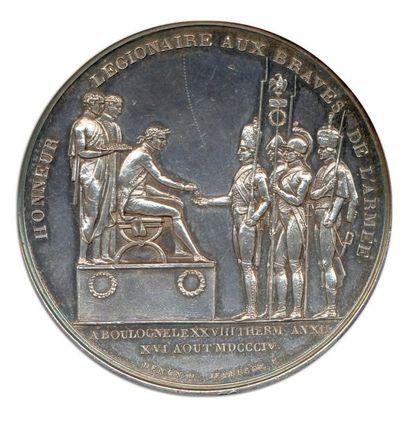 Napoléon Ier serment de l'armée d'angleterre...
