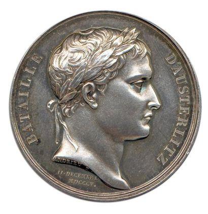 Napoléon Ier Bataille d'austerlitz 11 décembre...