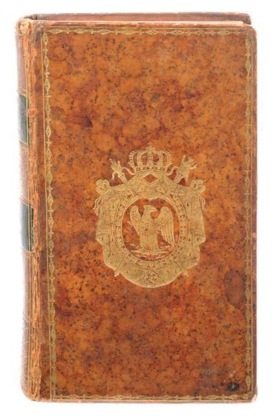 [NAPOLÉON Ier]. - CREVIER (Jean-Baptiste-Louis) Histoire des empereurs romains. A...