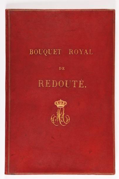 REDOUTE Pierre Joseph