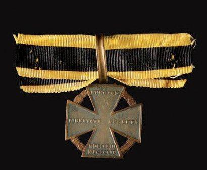 Empire d'autriche Médaille commémorative...