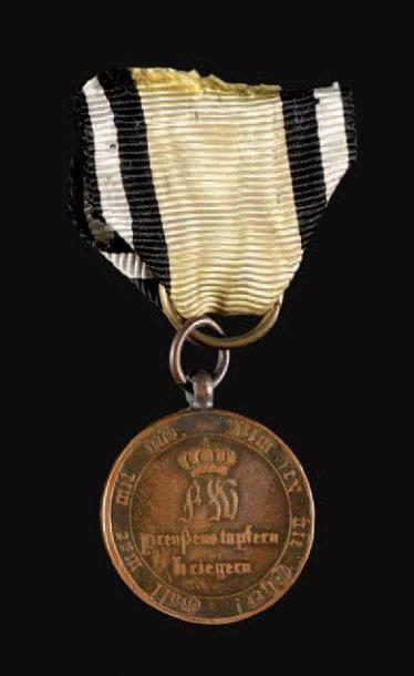 Royaume de Prusse Médaille commemorative...