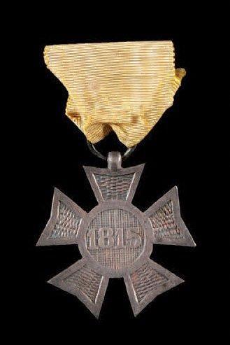 Croix des campagnes de 1813-1815, dite de...