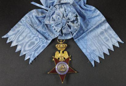 Ordre royal des Deux-Siciles, institué en...