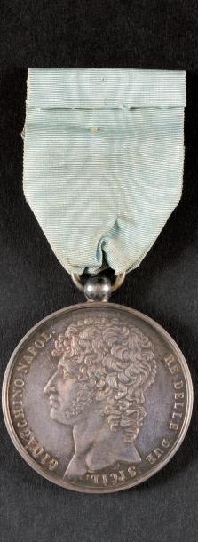 Médaille d'honneur des milices provinciales,...
