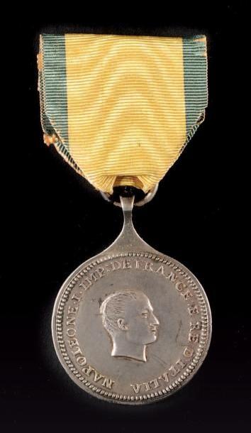 Rare médaille de récompense des Ecoles du...