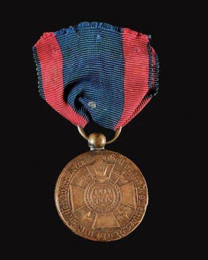 Électorat du Hesse (États allemands) Médaille...