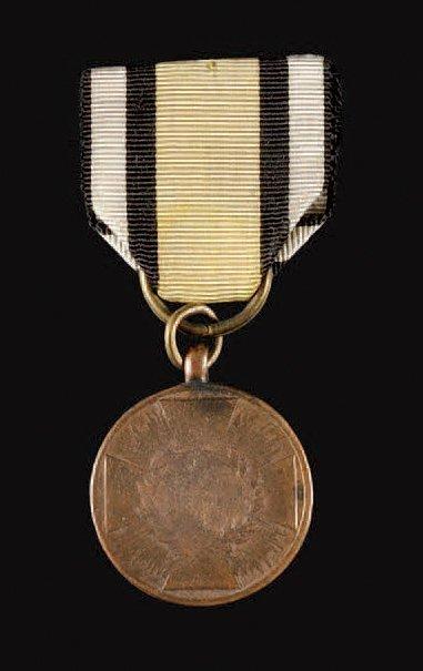 Royaume de Prusse Médaille militaire des...