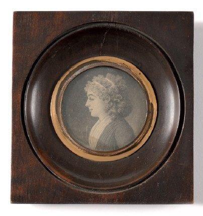 Portrait présumé de madame Gros, mercière....