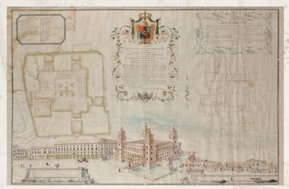 Gio Batta Beneni ou Benetti. Ecole italienne du début du XIXè siècle