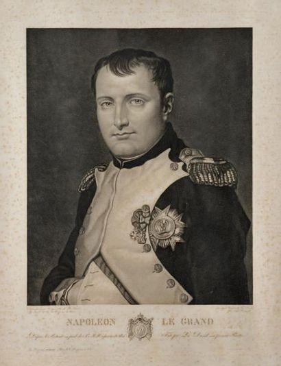 Jacques Louis DAVID, d'après