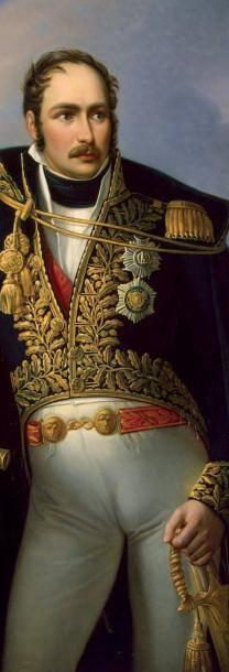 Rarissime et exceptionnelle réunion de six souvenirs du Prince Eugène de Beauharnais...