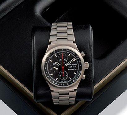 MONTRE PORSCHE DESIGN TIMEPIECES P 6000 Chronographe...