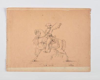[BONAPARTE (Napoléon)]. - DEVILLERS (Georges)