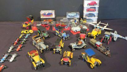 Lot de miniatures