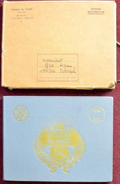 Catalogue De Dion Bouton