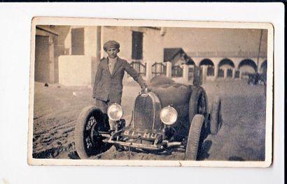 1927 BUGATTI TYPE 37 TECLA 4 Chassis 37291 moteur 192 La Bugatti Type 37, 1500cc...