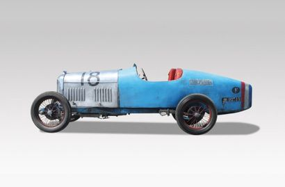 1930 SALMSON San Sebastian Grand Prix