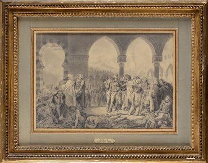 GROS ANTOINE JEAN BARON (1771-1835), d'après
