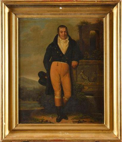 JENNY BERGER (ACT.1806-1835) ou JENNY DESORAS, attribué à