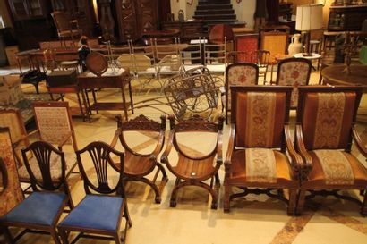 Mobilier courant