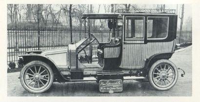 c1907 RENAULT Type X1 Carrosserie Labourdette Châssis n° 27 A immatriculer en collection...