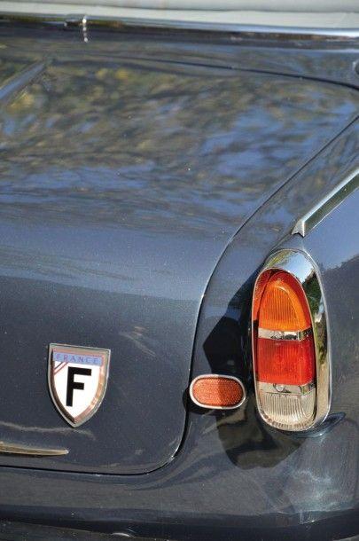 1960 MASERATI 3500 GT TOURING Châssis n° AM101*1018* Carte grise française Superbe...