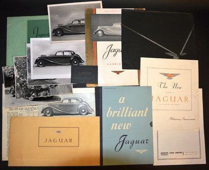 Jaguar 1939/1950: 1,5 - 2,5 - 3,5 Litres,...