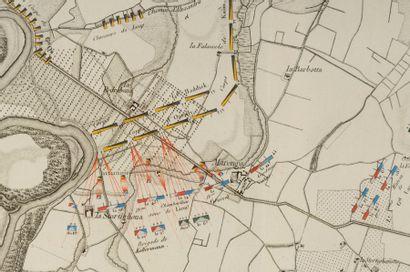 BERTHIER (Louis-Alexandre) Relation de la bataille de Marengo. À Paris, au Dépôt...