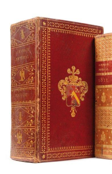 Almanach Impérial, An Bissextil MDCCCXII....