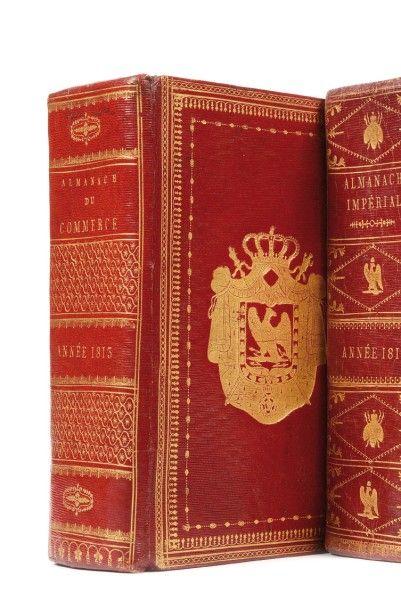 Almanach du Commerce, de Paris, des départements...