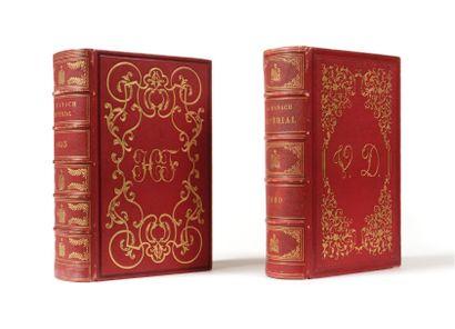 Almanach Impérial pour MDCCCLIV. Présenté...